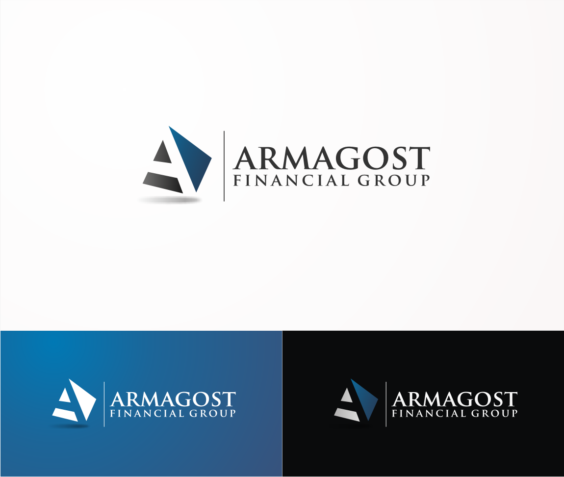 Help Armagost Financial Group with a new logo