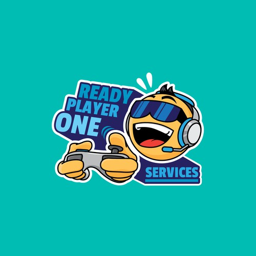 Ready Player One Services logo