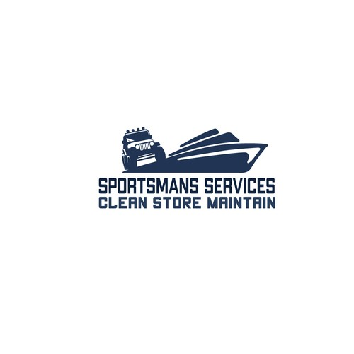 Sportsman´s Services Clean Store Maintain