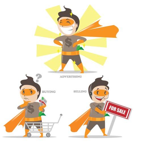 Cartoon Theme for our new Logo