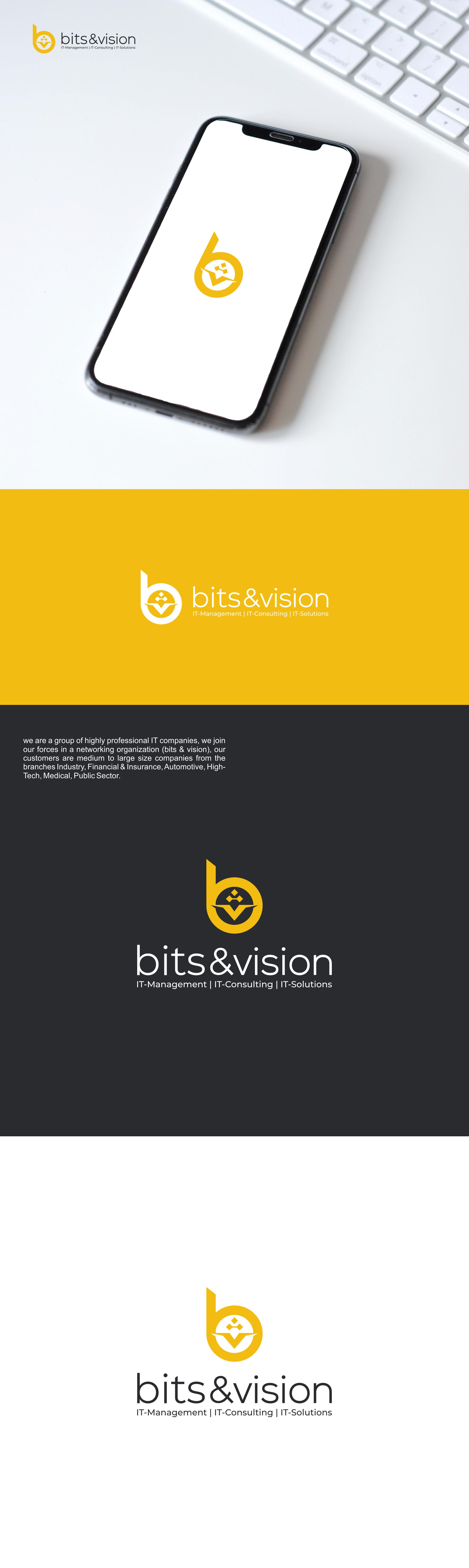 bits & vision logo