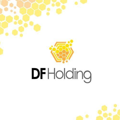 Propuesta de Logo DFHolding
