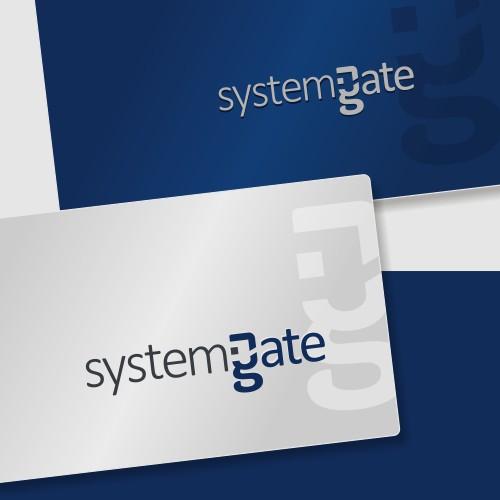 logo design for SystemGate