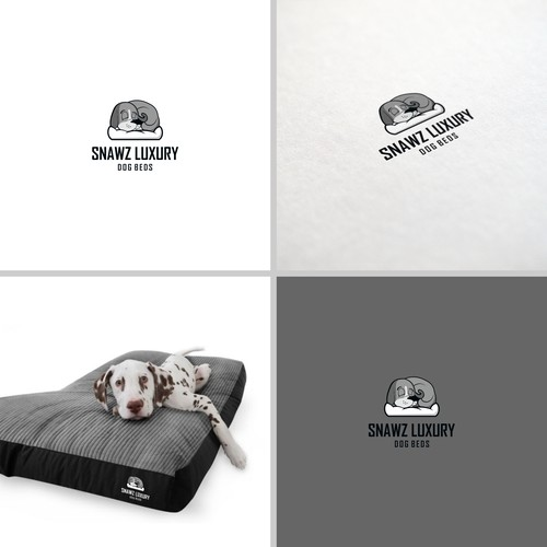 Snawz premium dog beds. Let's create a new brand together