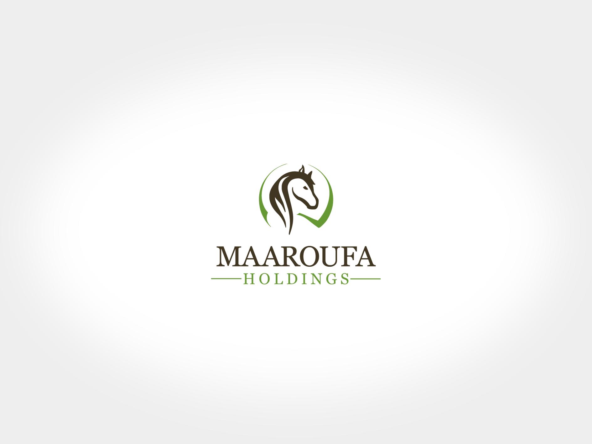 Maaroufa Holdings needs a new logo