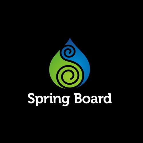 logo for Spring Board