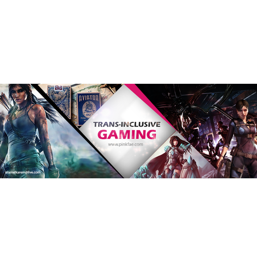 facebook cover for gaming website