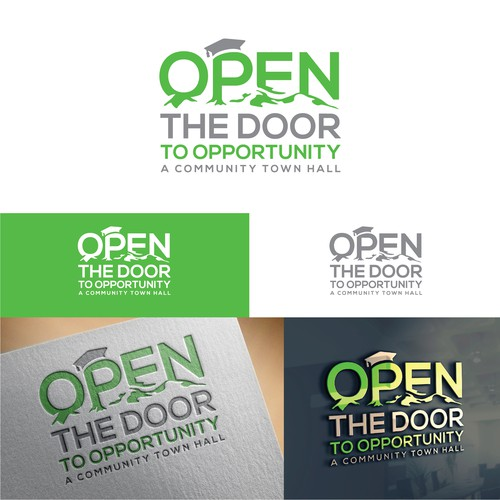 open the door to opportunity
