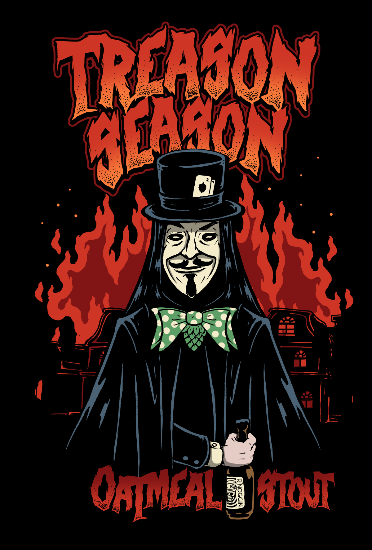 Treason Season - Oatmeal Stout