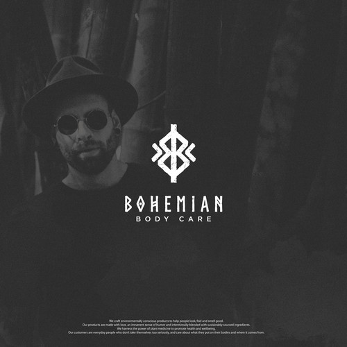 Logo for Bohemian Body Care