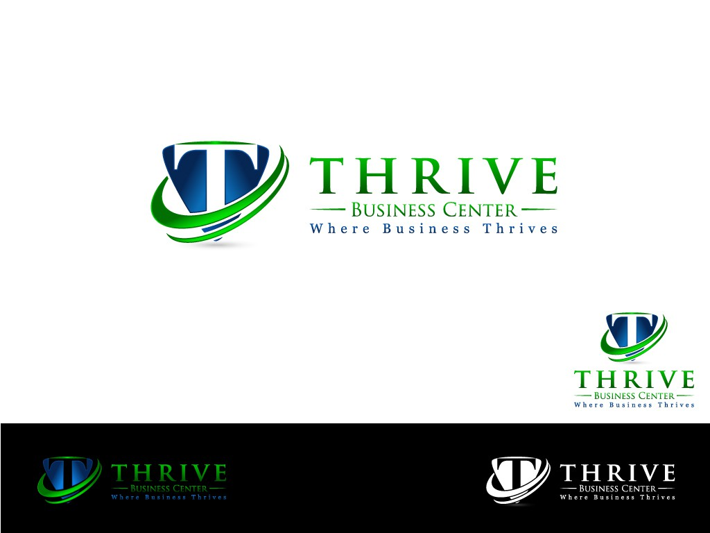 New logo wanted for Thrive Business Center