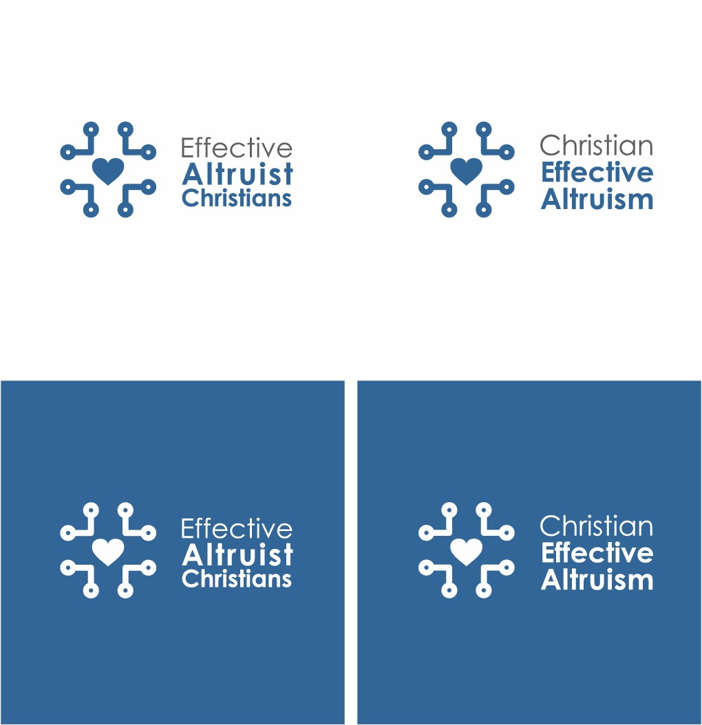 Christian Effective Altruism Logo Design