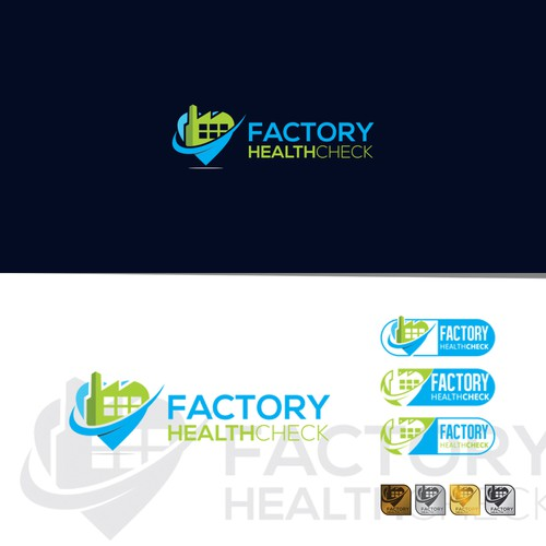 Logo For Factory Healthcheck