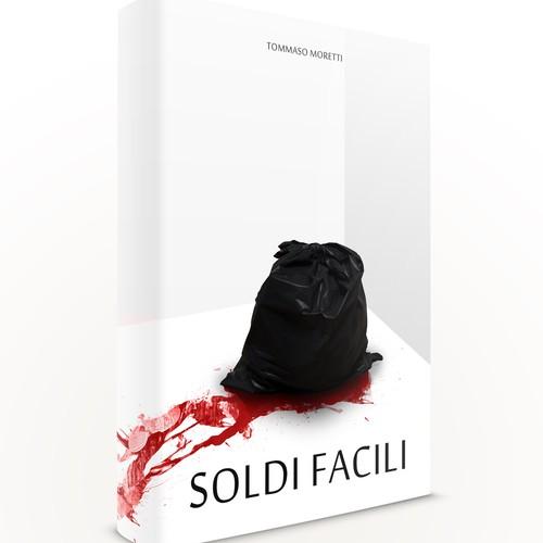 book or magazine cover per Soldi Facili