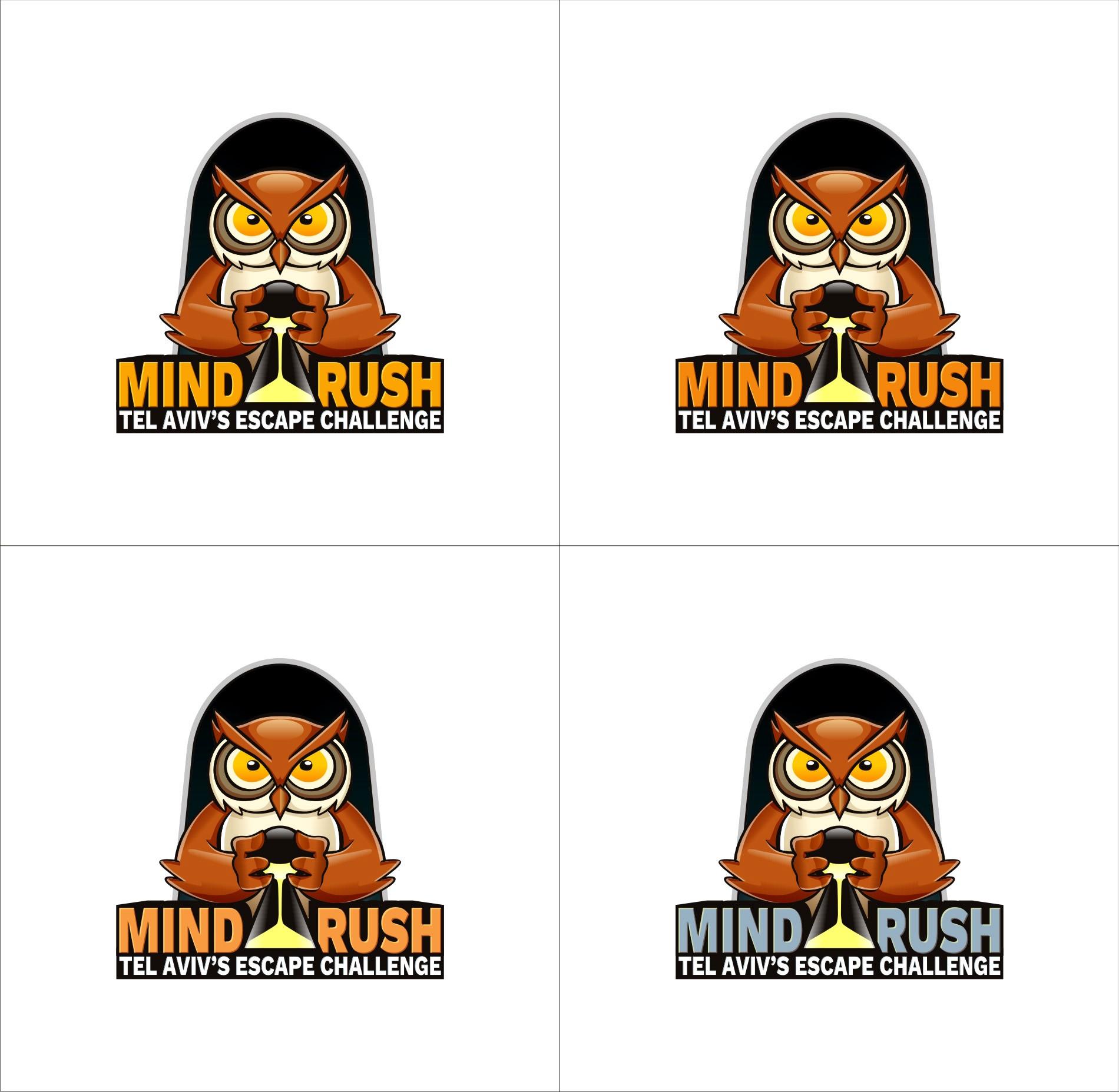 Mindrush Logo