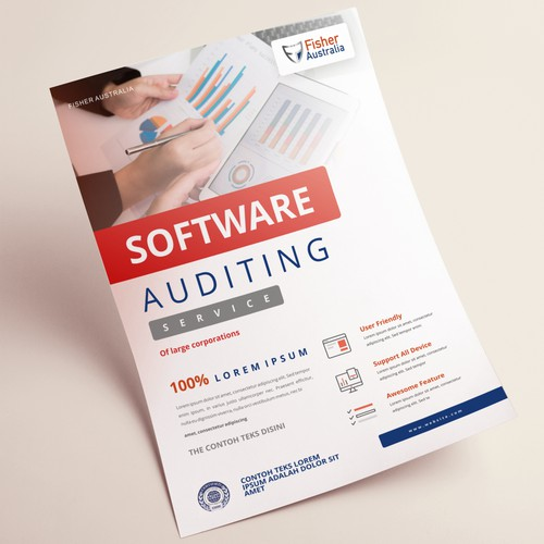 Software Auditing Service - Brochure