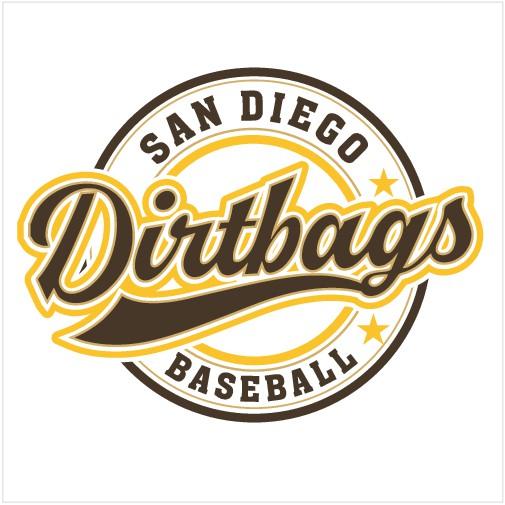 San Diego (SD) Dirtbags travel baseball needs a logo.