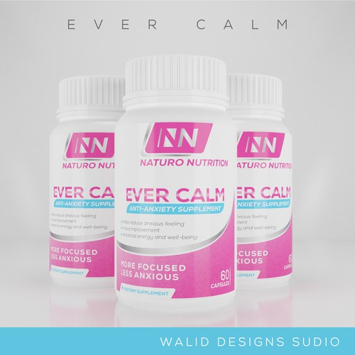 anti-anxiety supplement