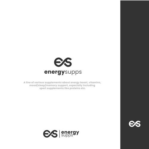 Energy supps Logo