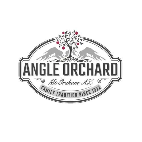 Logo Angle Orchard