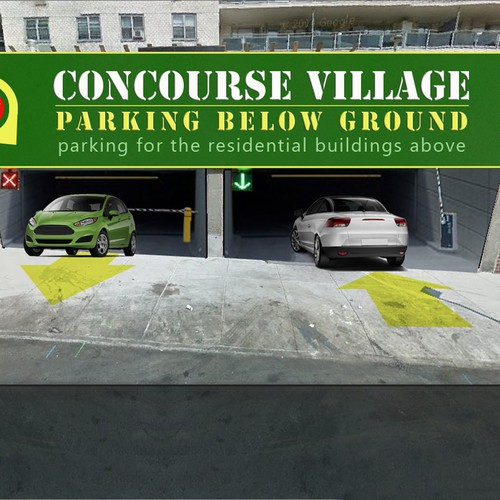 Concourse Village Parking
