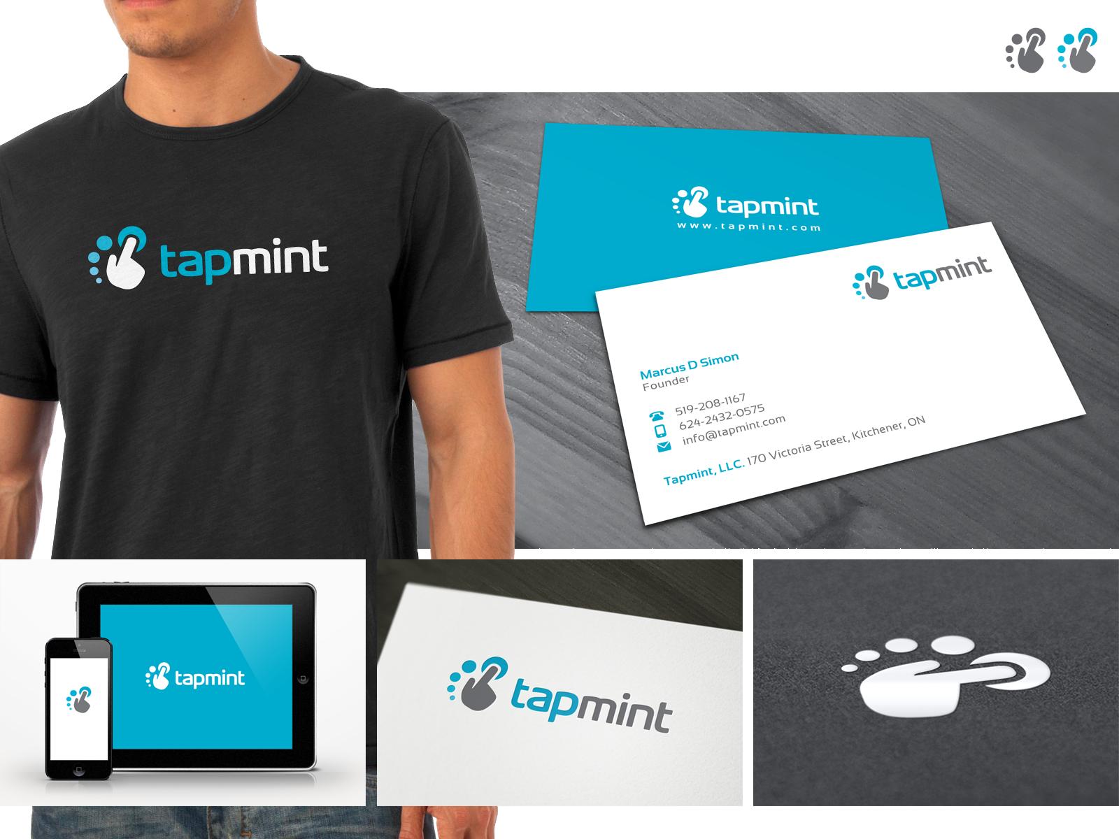 Design a logo for an innovative digital services company
