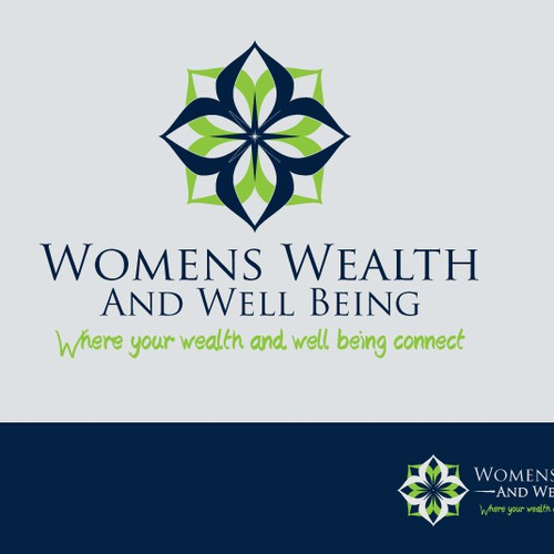 Create the next logo for Womens Wealth and Well Being