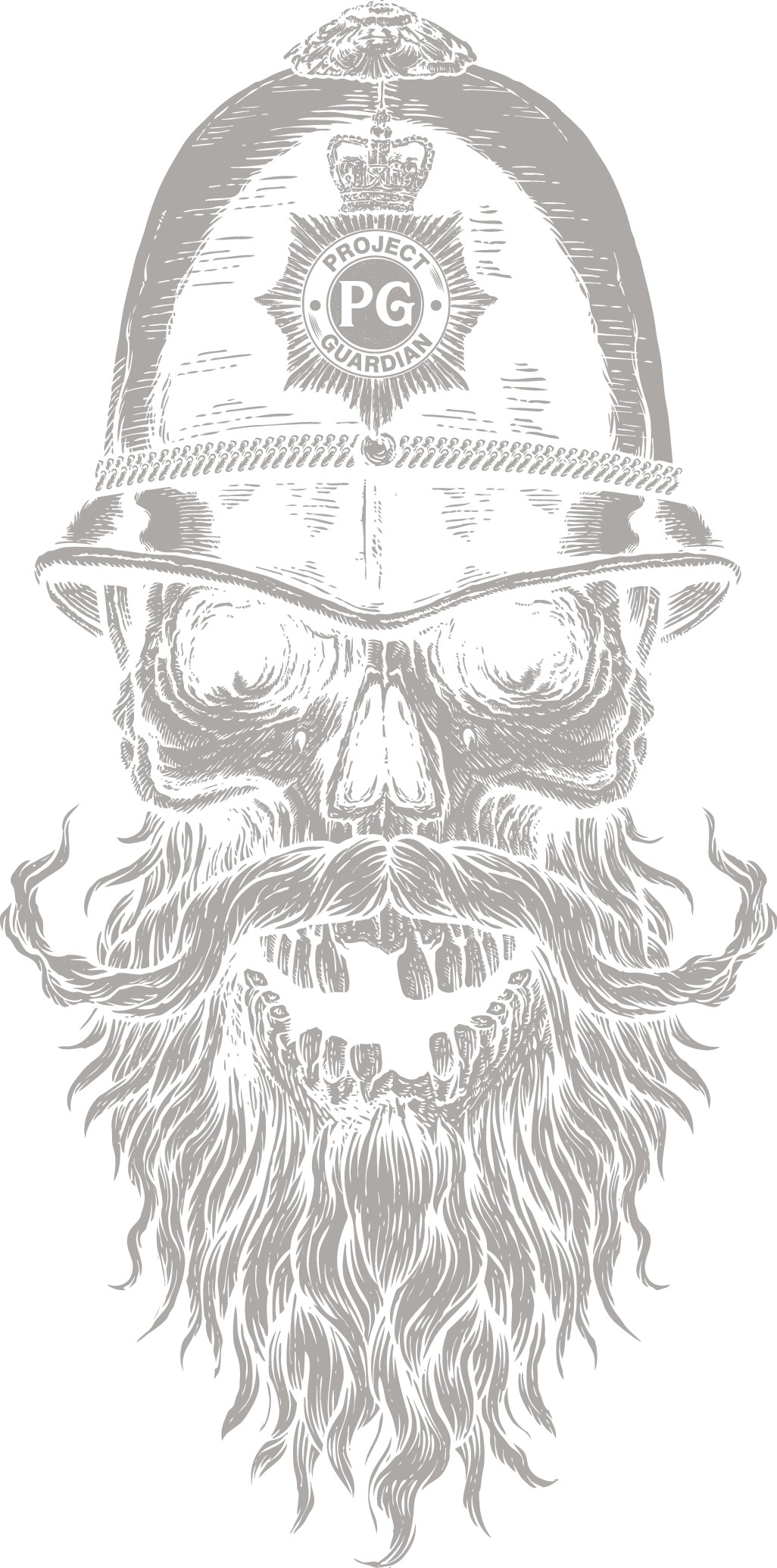 T-shirt design for Project Guardian -