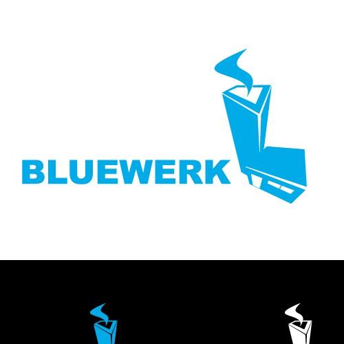 bluewerk company logo