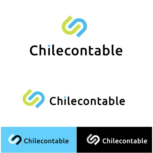 Create a simple and innovative logo for Chilecontable!