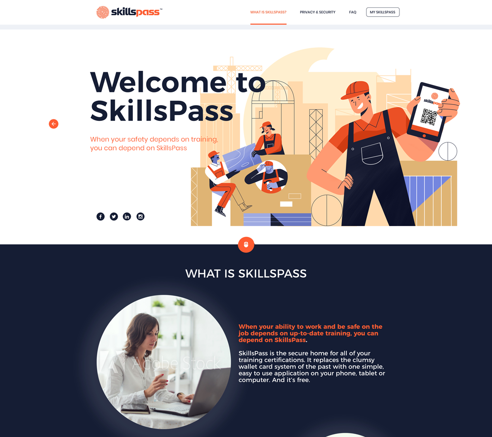 Website Illustrations and explainer video