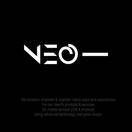 logo concept for neo-