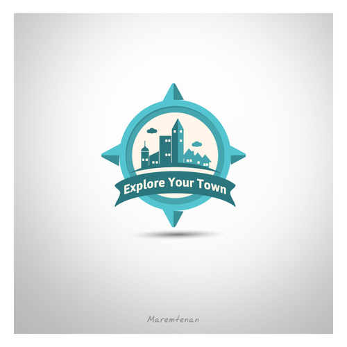 Explore Your Town needs a new logo