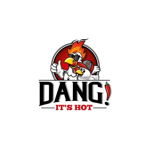 Logo DANG!