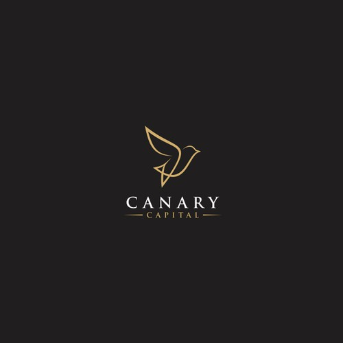 Canary Logo - Bring Our Canary to Life! Financial Services
