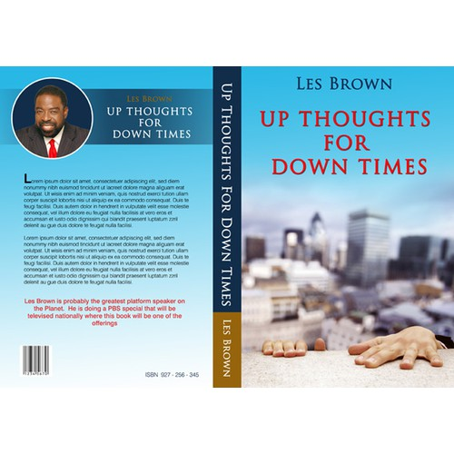 Book Cover re-design for Best Selling Author