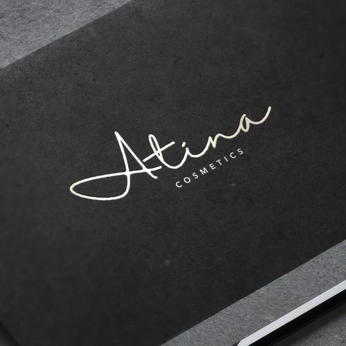 Logo for Atina