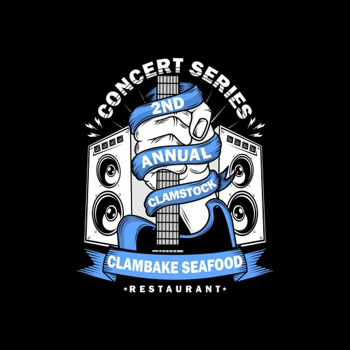 2nd Annual Clamstock Concert Series