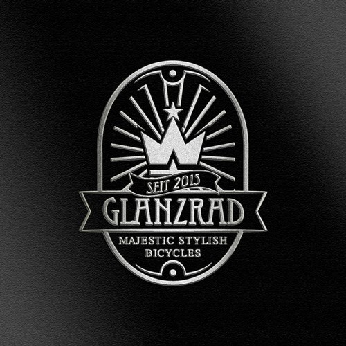 Glanzrad Bicycle Logo