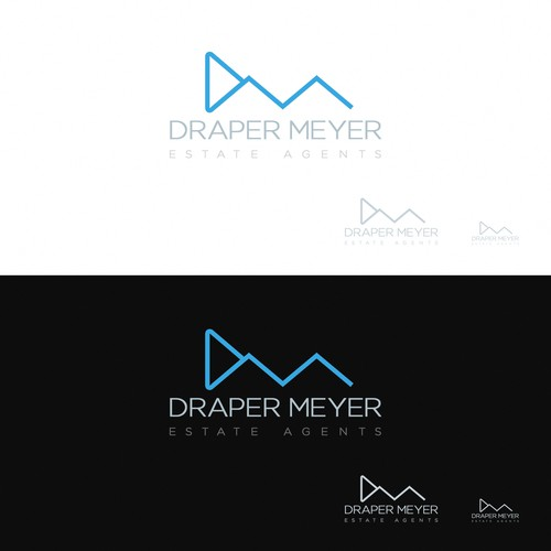 Draper Meyer Logo Design