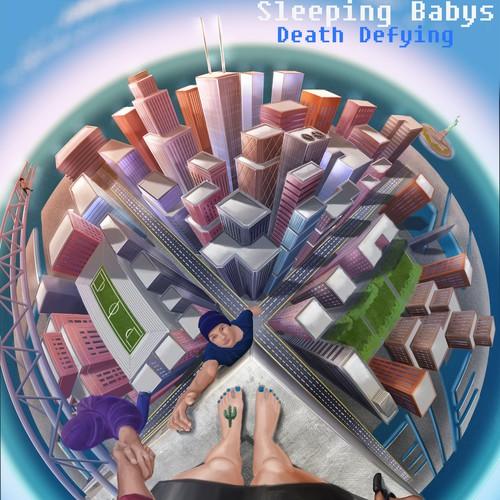 CD cover design for Australian Band
