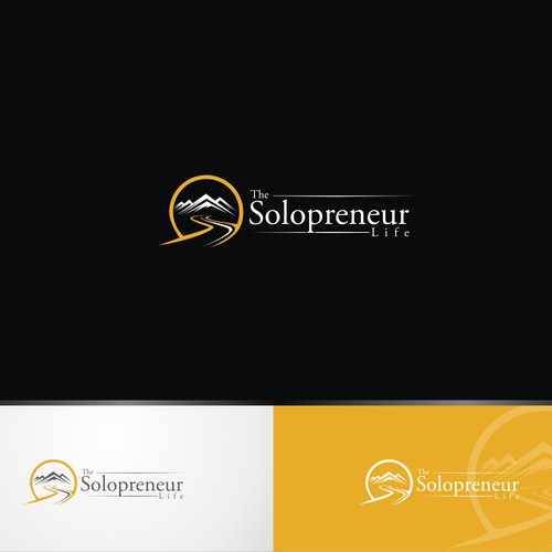 Create a new logo for The Solopreneur Life