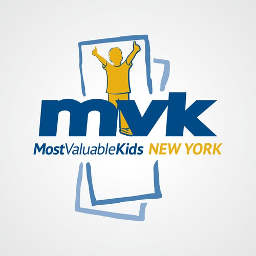 Logo redesign for MVK
