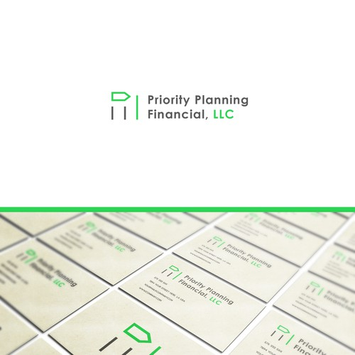 Logo Design for Priority Planning Financial LLC