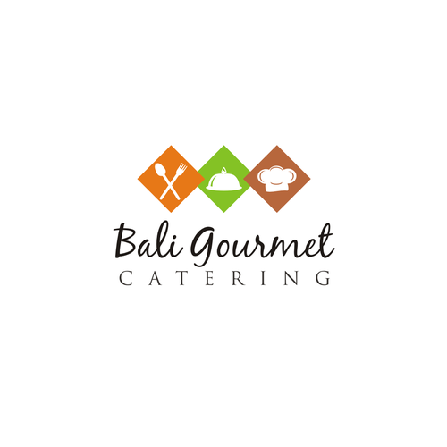 Logo for Catering Company Operating in Bali, Indonesia