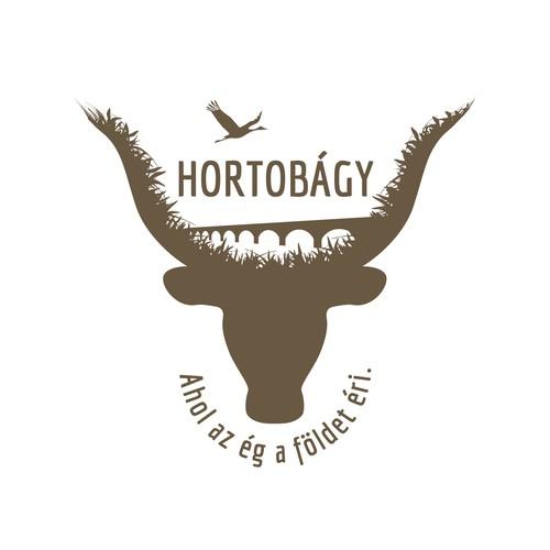 Logo design for Hortobágy