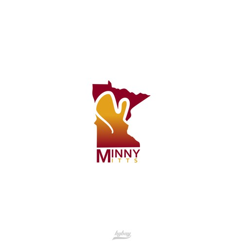 Minny Mitts logo concept
