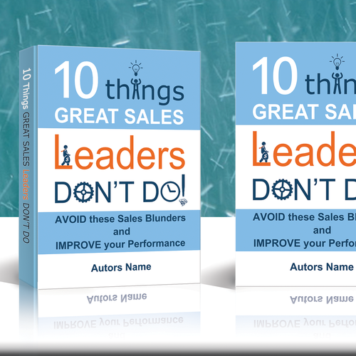 10 things GREAT SALES Leaders DON'T DO