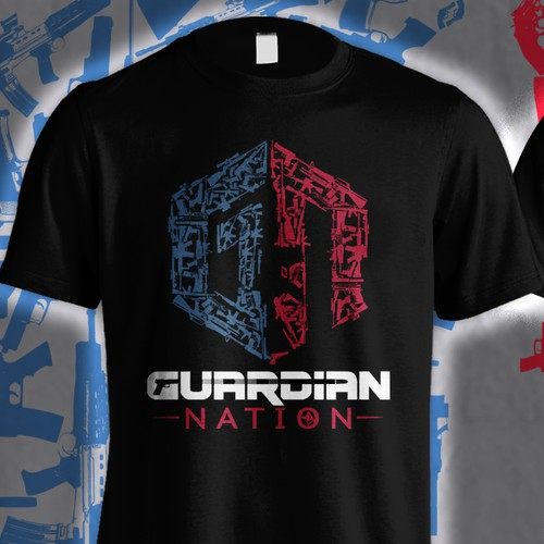 T Shirts for Guardian Nations