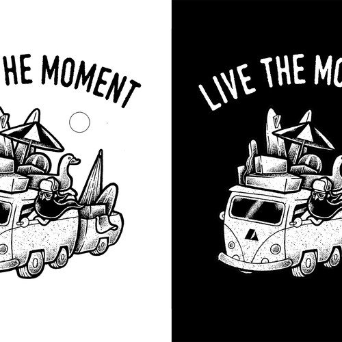 Live The Moment